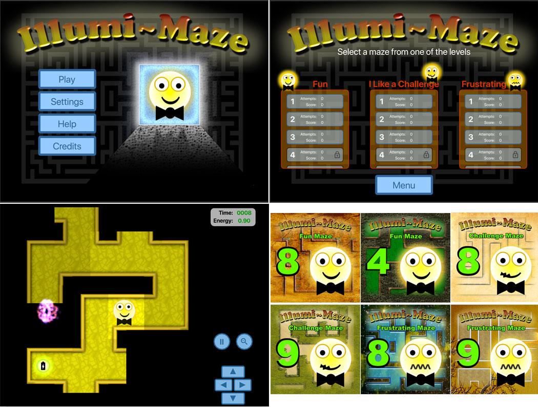 Illumimaze App
