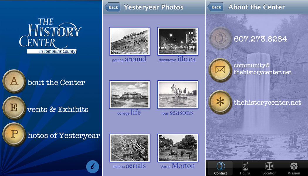 The History Center App