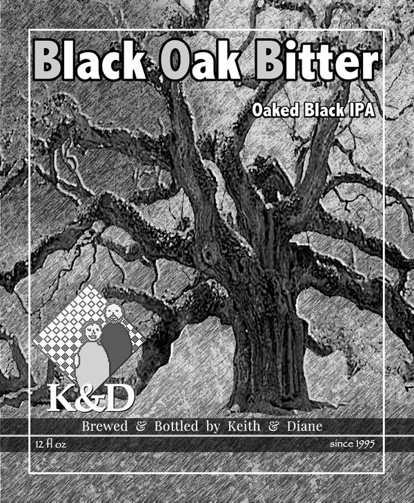 Black Oak Bitter