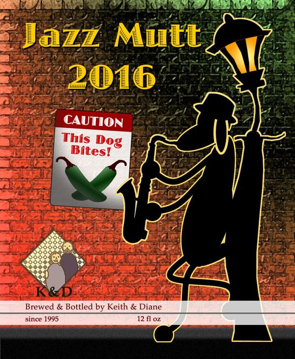Jazz Mutt 2016