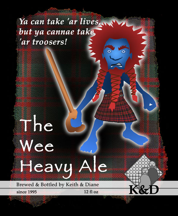 The Wee Heavy Ale