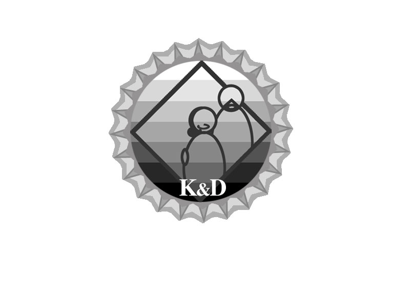 Beer Cap with K&D Logo