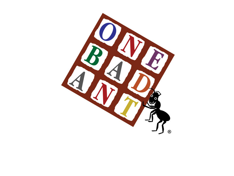 One Bad Ant Logo