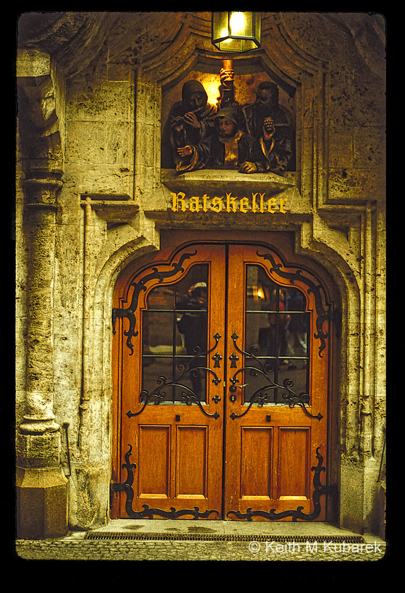 Munich Door