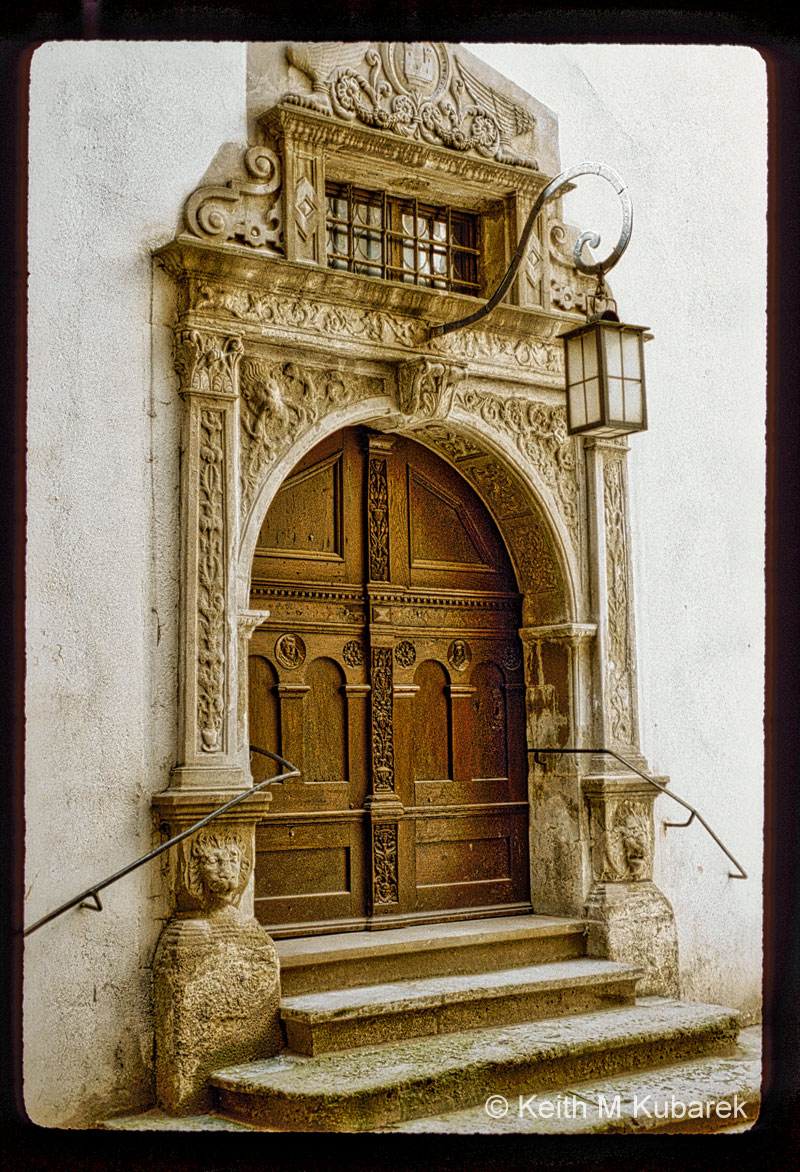 Rothenburg Door