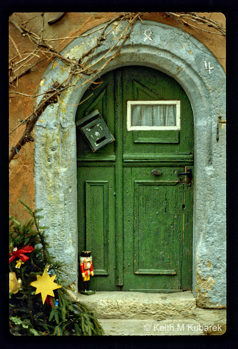 Rothenburg Door #2