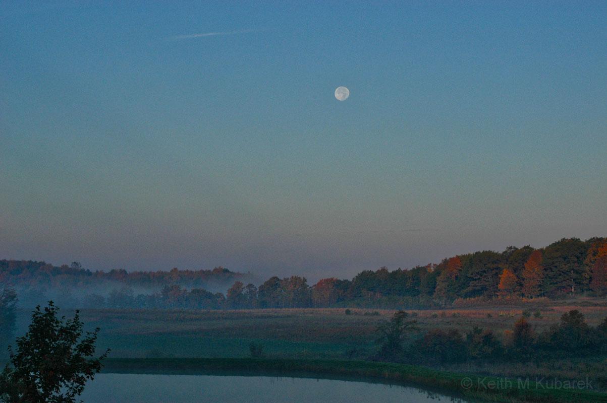 Early Morning Full Moon #2